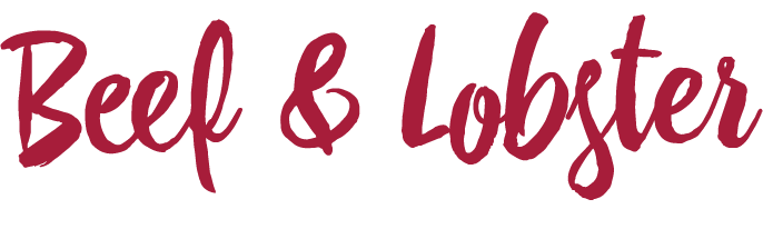 Logo for Beef & Lobster